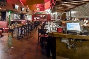 Restaurant, Traddies E