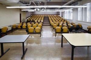 Classroom, ZHS 163W