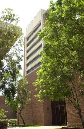 Building Exterior (modern), Seeley G. Mudd Building - modern - exterior