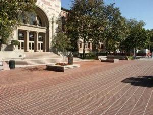 Building Exterior (brick), PED Exterior Building - Brick; Meyer Plaza