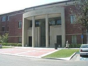 Building Exterior (modern), Lewis Building - exterior modern- newer