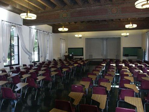 Classroom, Mudd Hall of Philosophy 101 - classroom - interior
