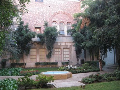 Courtyard, PE Courtyard - Exterior