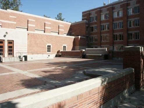 Courtyard, Herklotz Courtyard