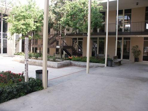 Courtyard, University Religious Center Courtyard