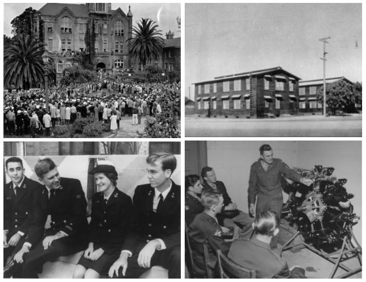 USC's Military History