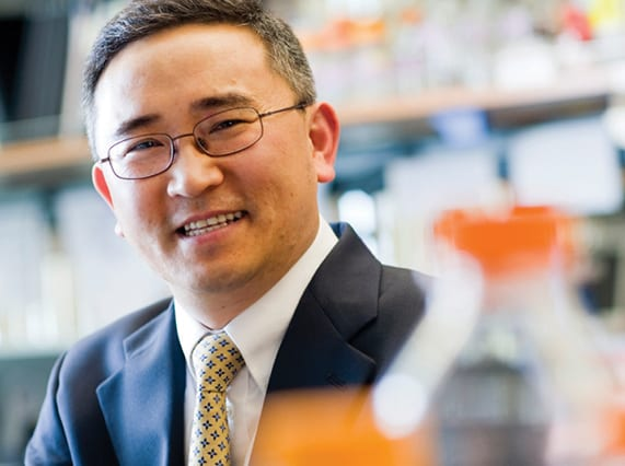 Dr. Jae Jung (Photo by Mark Berndt)