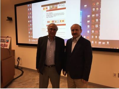 Turkish University President Visits USC