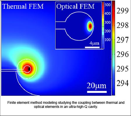 FEM/FDTD Modeling – Armani Research Lab