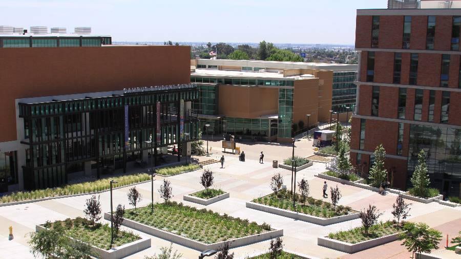 ELAC Campus Quad