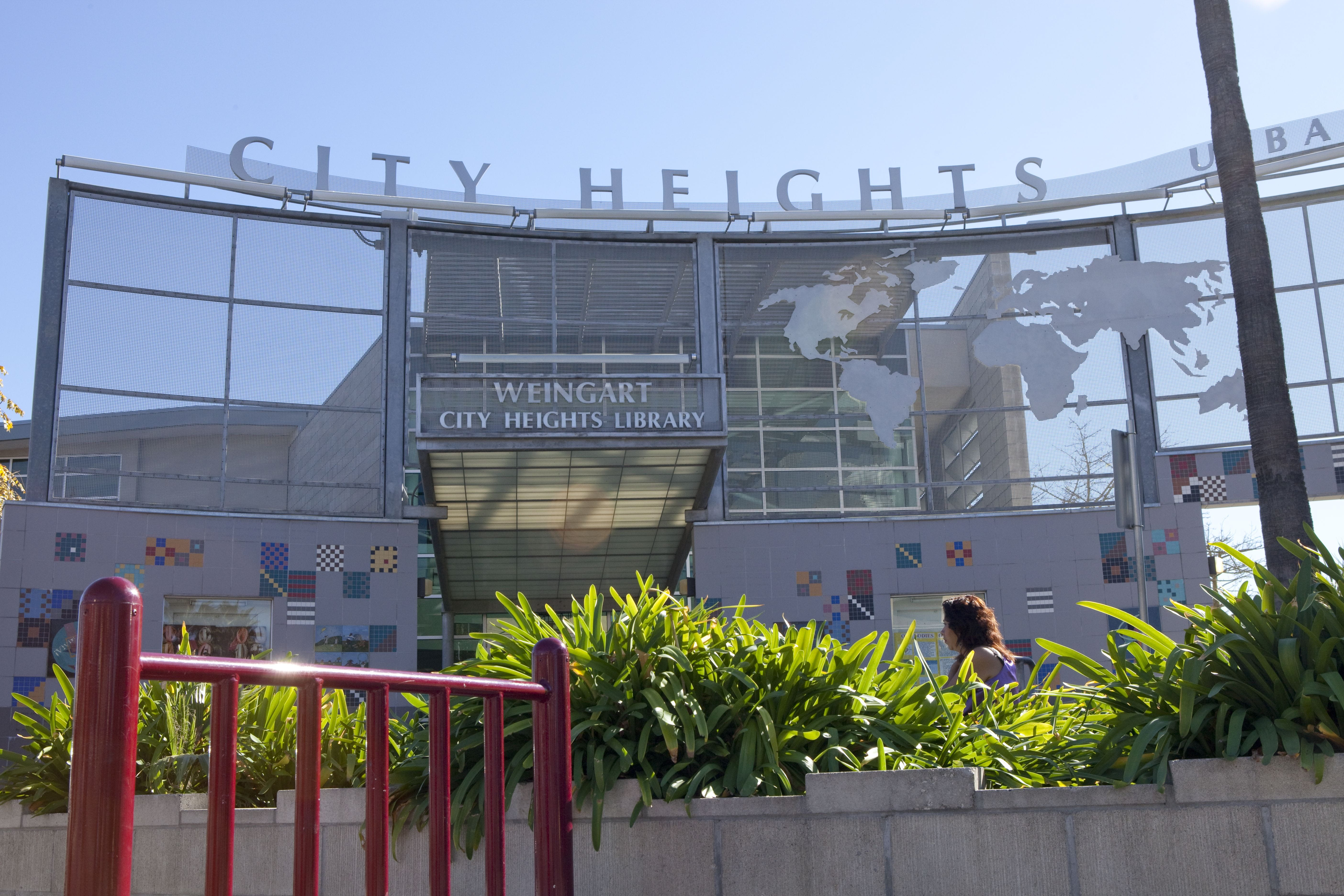 image for City Heights Resource Library