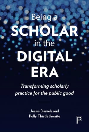 Cover of Being a Scholar in Digital Era