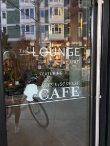 The Lounge by AT&T Cafe