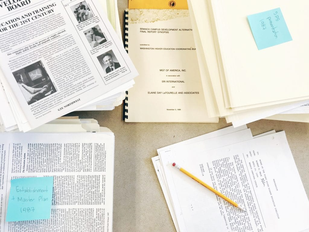 image of archival documents