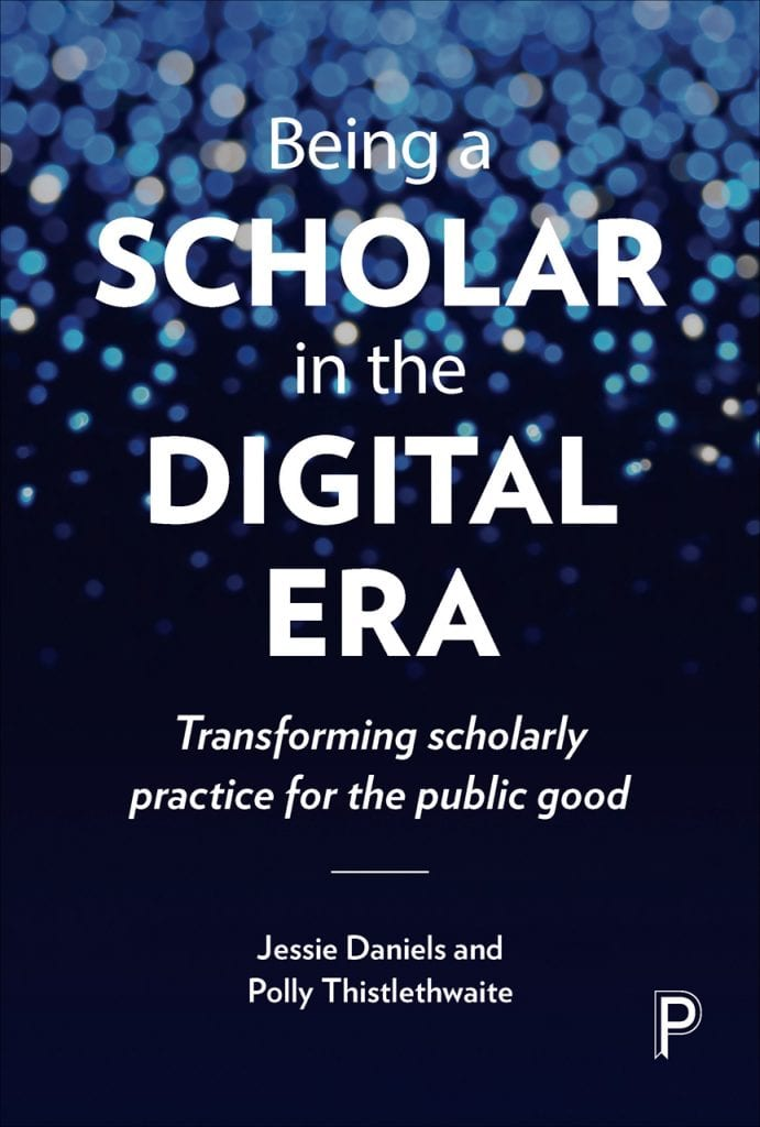 Cover image for Being a Scholar in a Digital Era