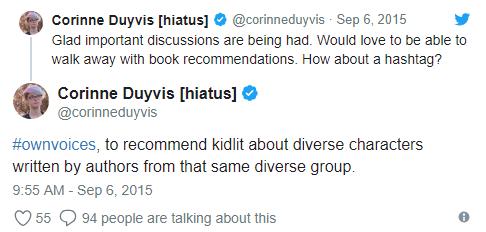 Screenshot of a tweet.
