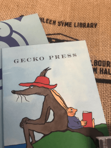 Catalog from Gecko Press