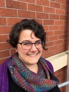 Head shot of library employee Christy McDaniel