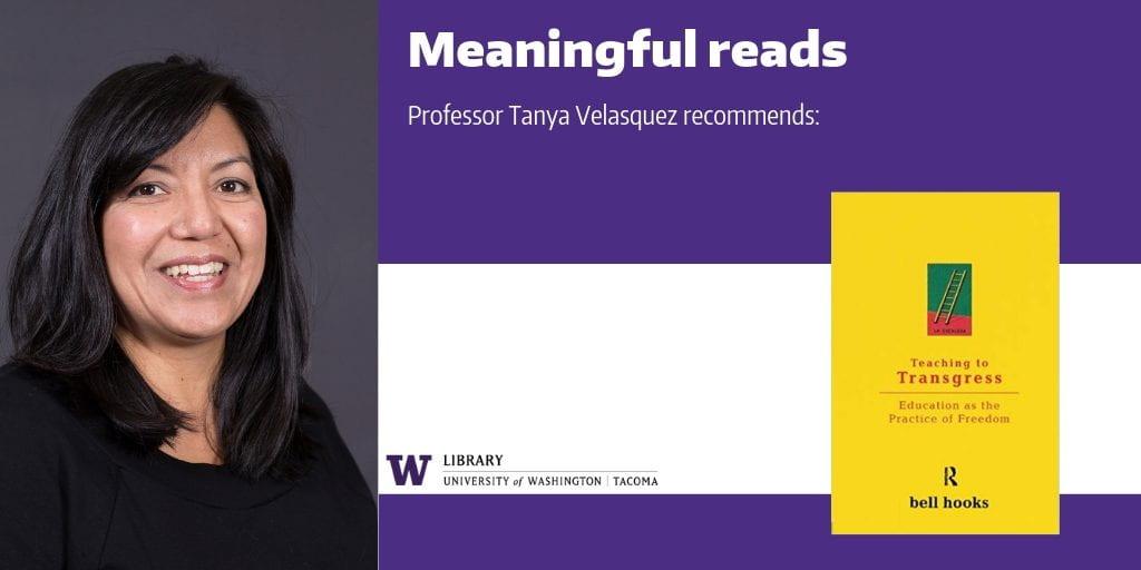 Photo of Professor Tanya Velasquez