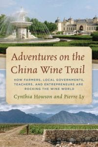 BookCover: Adventures on the China Wine Trail