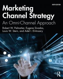 Book Cover: Marketing Channel Strategy An Omni-Channel Approach
