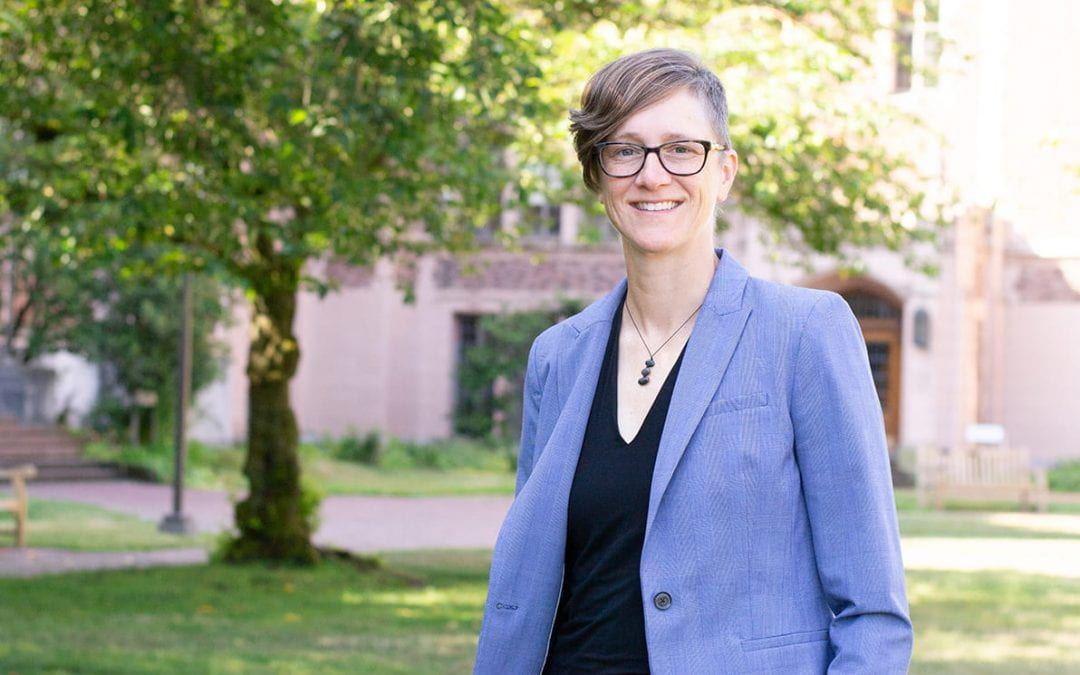 CIP's Kate Starbird reflects on sense-making in a crisis