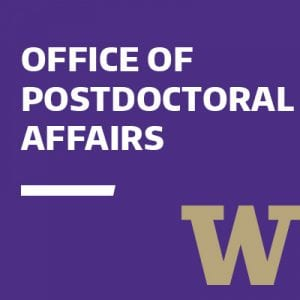 Logo of the Office of Postdoctoral Affairs