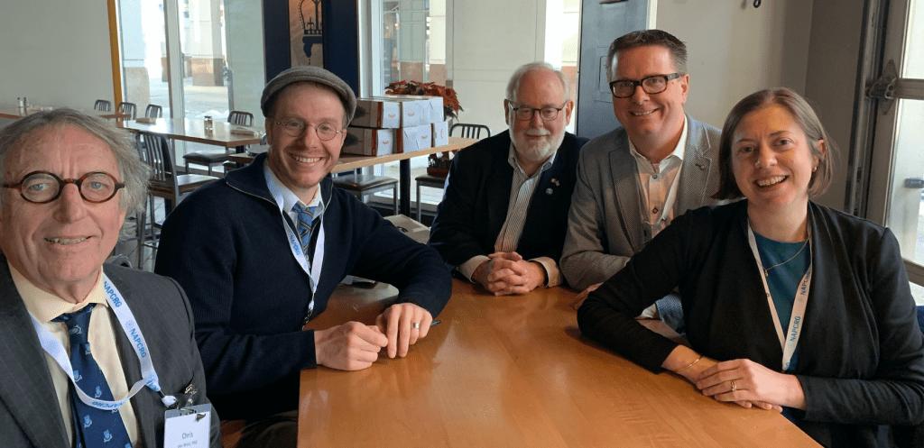 CRISP Working Group at NAPCRG in Toronto