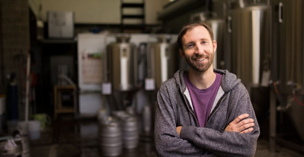 Meet the Instructors: Christopher Smith, Fundamentals of Commercial Brewing