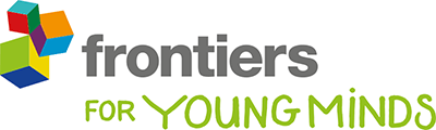 Frontiers for Young Minds logo