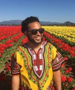 Dominick Juarez Interview & Photo
