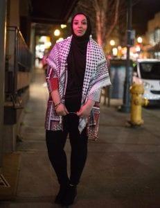 Huda Sarhan Interview & Photo