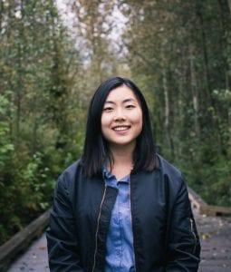 Leah Shin Interview & Photo