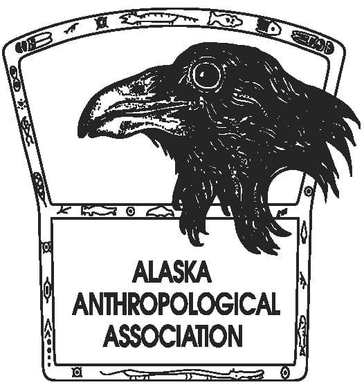 Alaska Anthropological Association logo