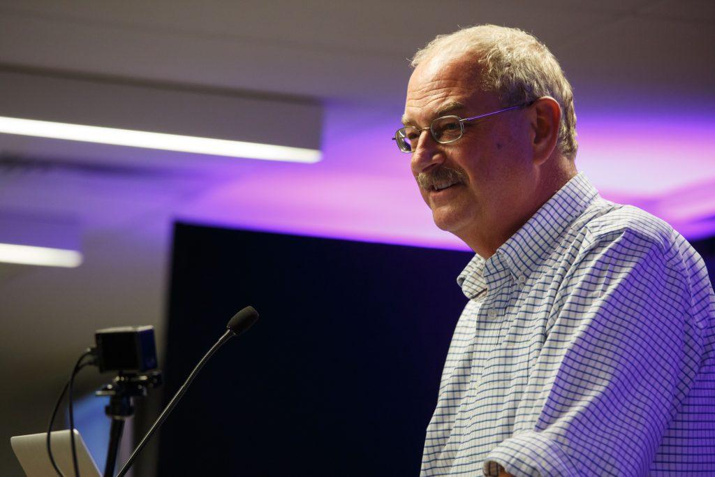 David Blittersdorf established a faculty professorship in 2015.