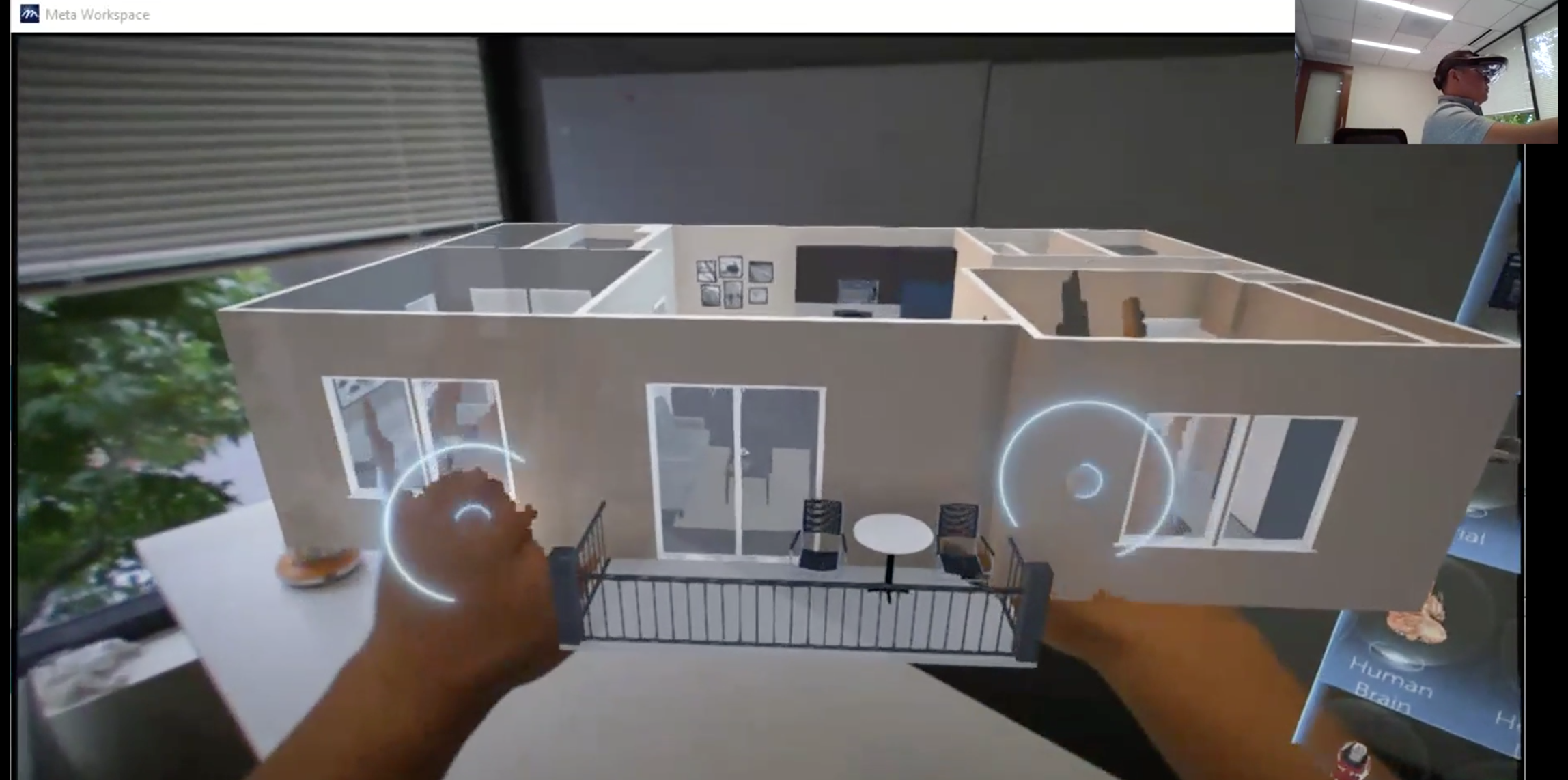 A Peek Into Augmented Reality Perspectives In Teaching Learning Brain Like Computers Soon To Become Ar Can Also Provide Huge Opportunities For Medical Students Construction Majors Designers Computer Science And Many Other Areas Of Education