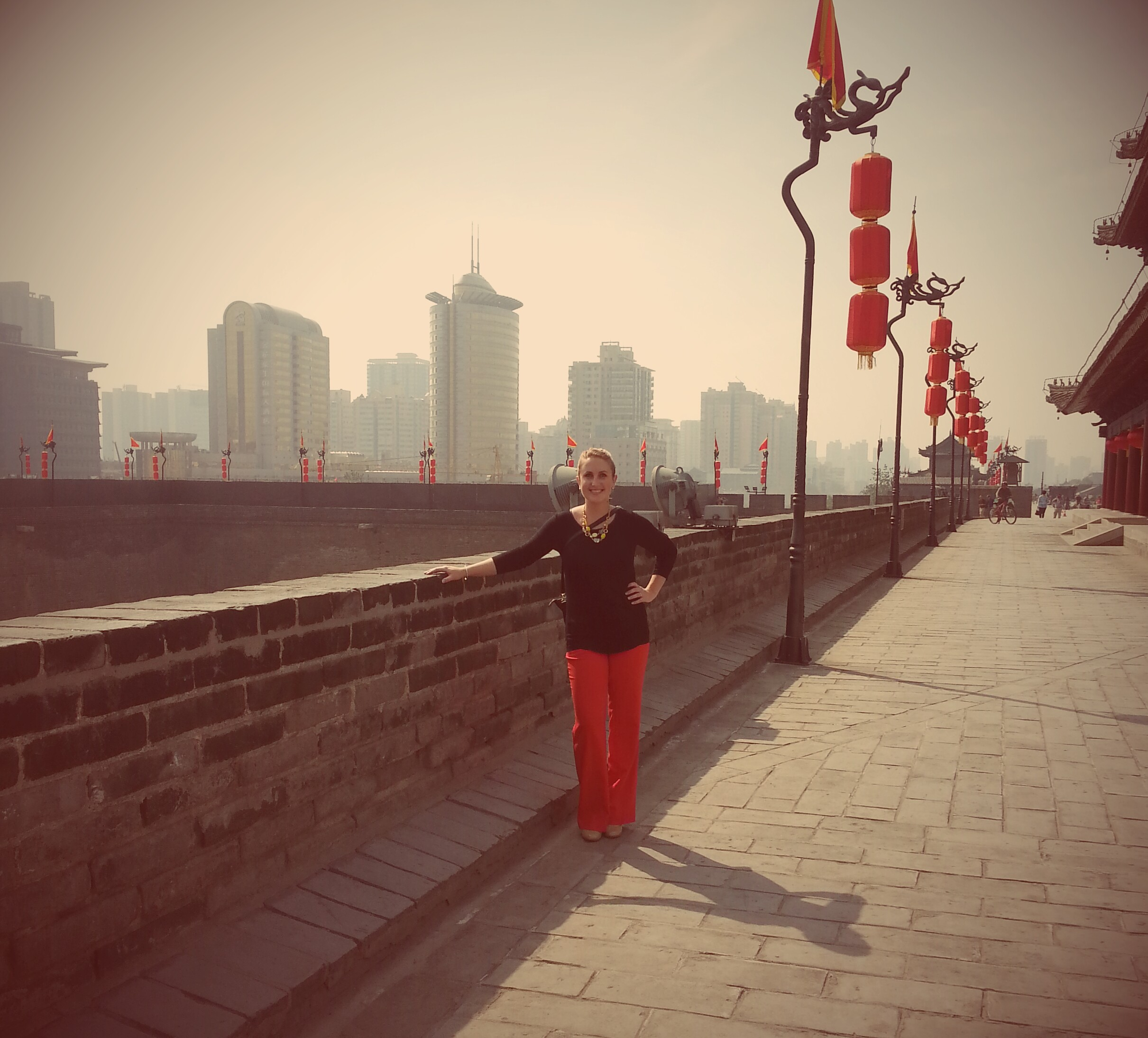 Julie Lanman visits China for Wentworth Admissions