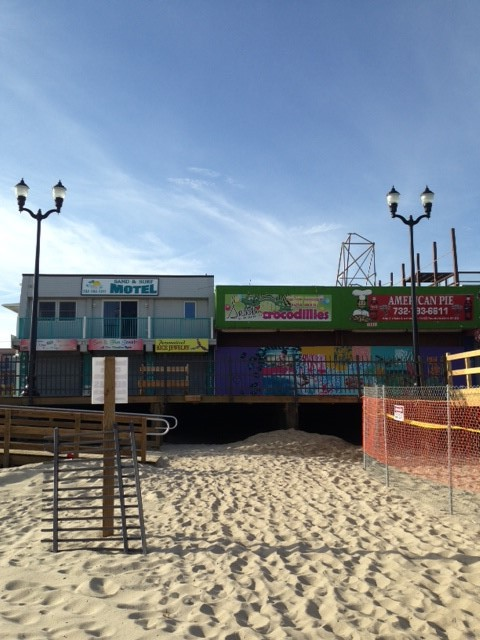 The Jersey Shore: Seaside