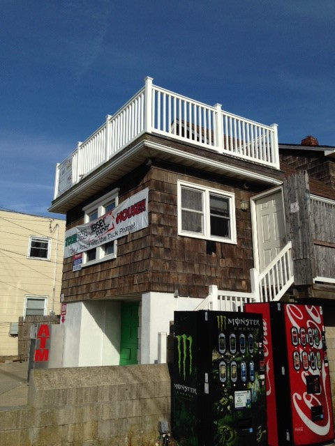 The Jersey Shore House!