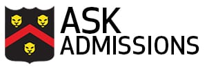 ASK ADMISSIONS