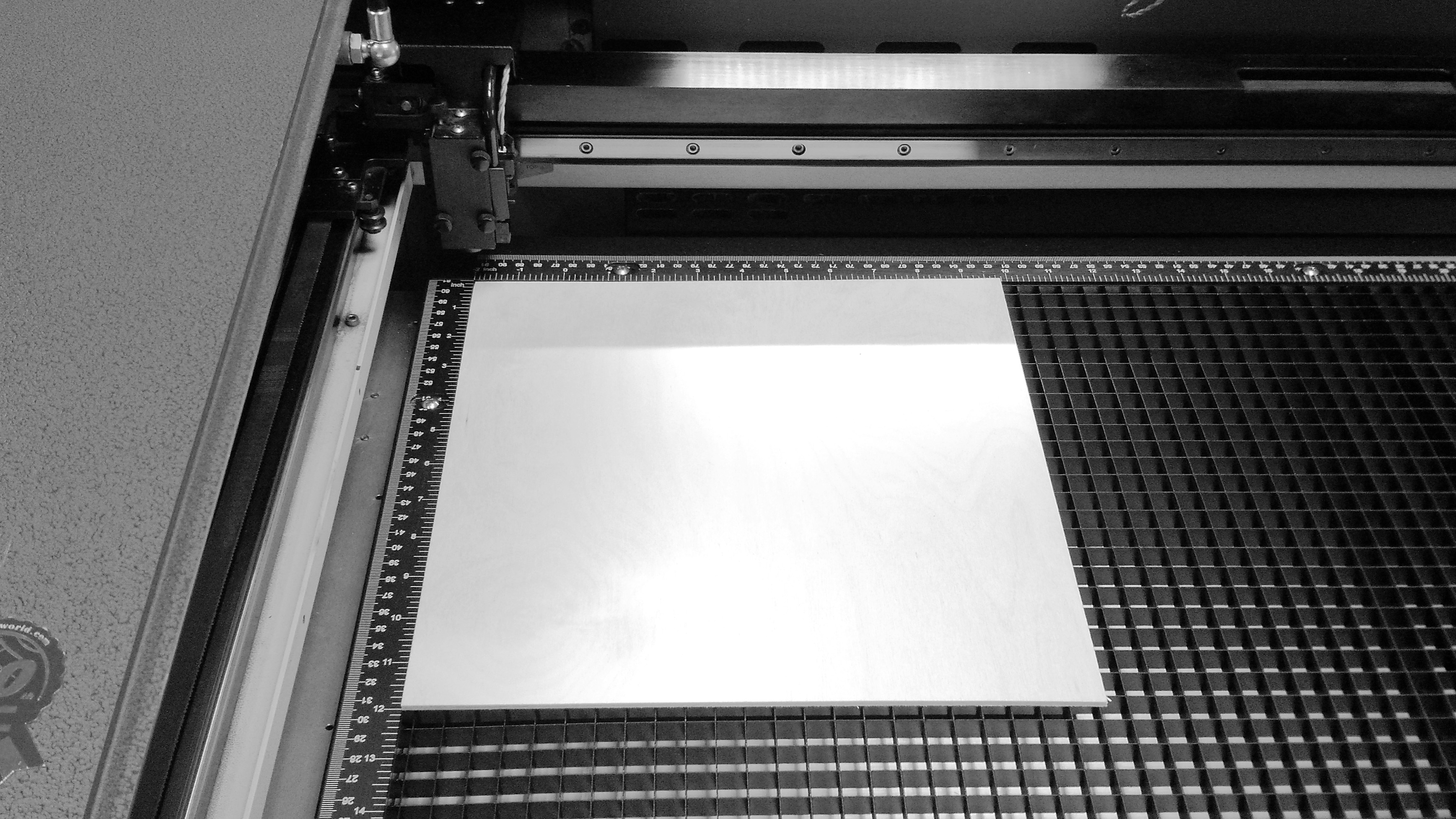 step-by-step guide to laser cutting | Center for Applied