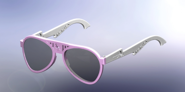 KickFlys: Wentworth Startup is 3D Printing Sunglasses
