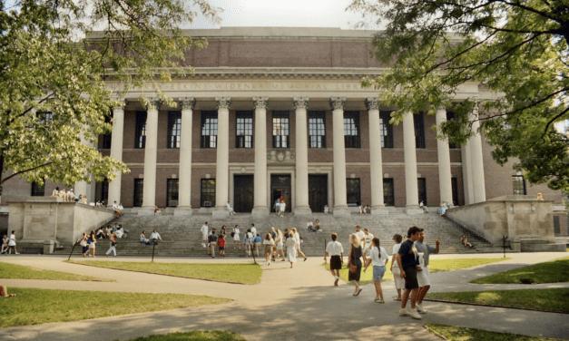 Harvard Homecoming