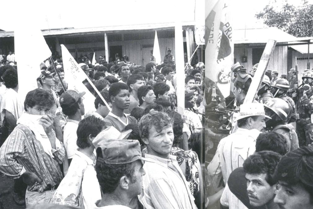 The Cocalero Social Movement of the Amazon Region of Colombia