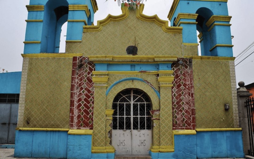 Twilight in Tlaxcala