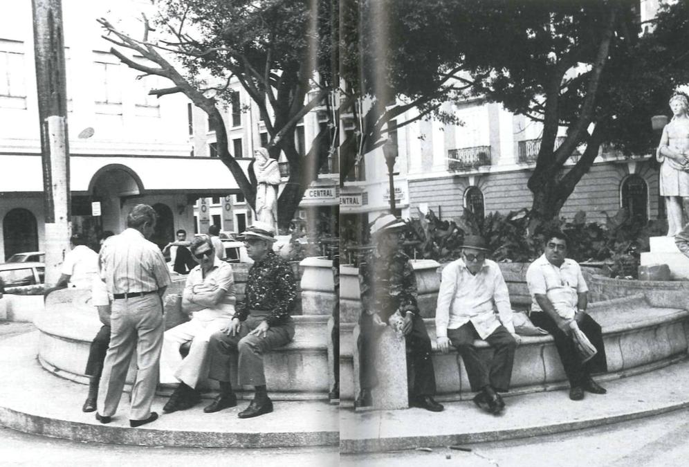 Social Spaces in San Juan