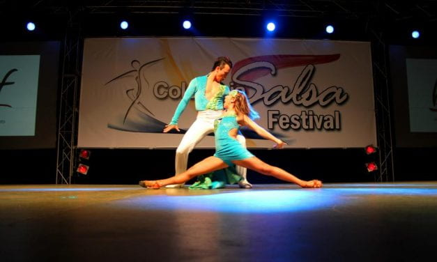 Salsa Dancers from Cali, Colombia Hop Onto the World Stage
