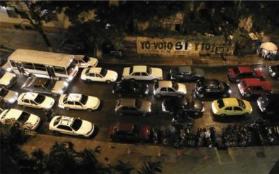 A Design Revolution: Caracas on the Margins