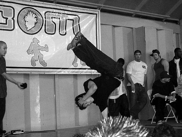 Brazilian Breakdancing