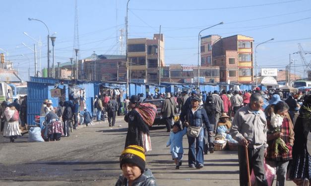 El Alto in Flux